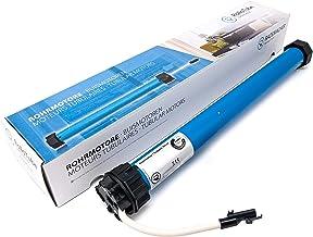 RolloTube S-line DuoFern Medium, 20 Nm, SW60 - draadloze rolluikmotor, buismotor - zelflerend, met reversiering, vliegenga...