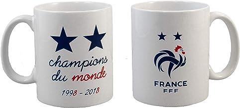 2 gwiazdki FFF biały kubek