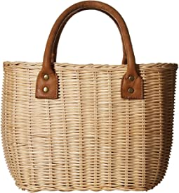 Hat Attack - Wicker Small Basket
