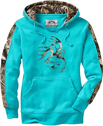 Legendary Whitetails Women's Camo Outfitter Hoodie