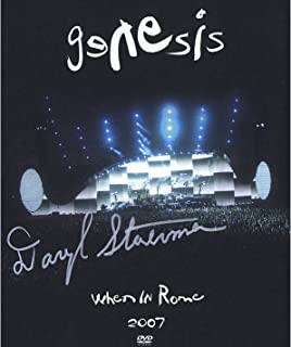 Genesis 2007: When In Rome: Live