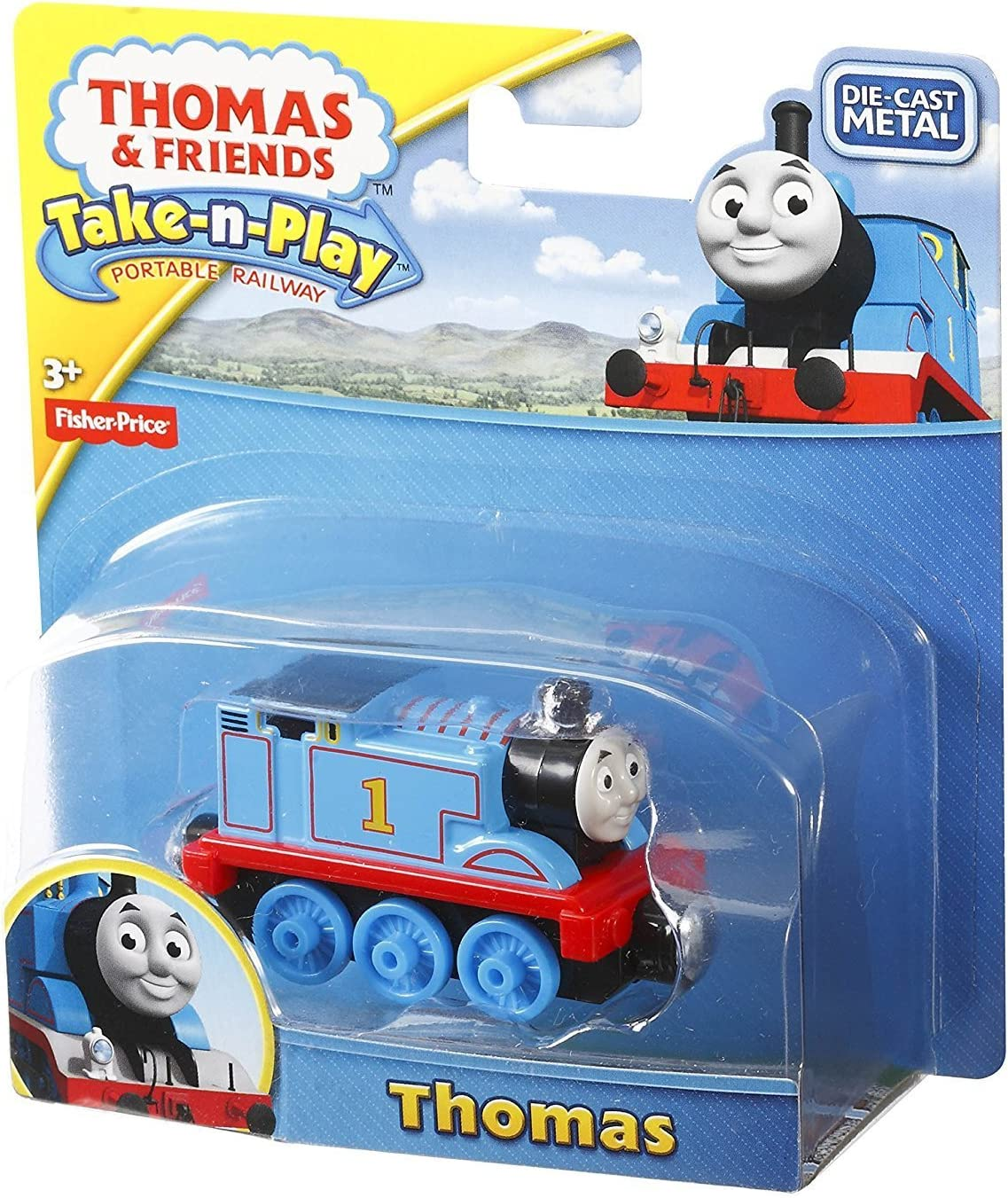 TAKE ALONG /& TAKE-N-PLAY THOMAS THE TANK ENGINE /& FRIENDS CHARACTERS SELECTION