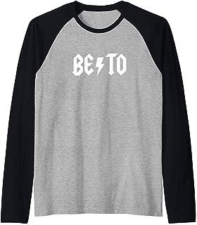 Beto O'Rourke 2020 Beto for President Raglan Baseball Tee