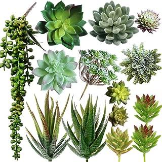 Best artificial succulent bouquets Reviews