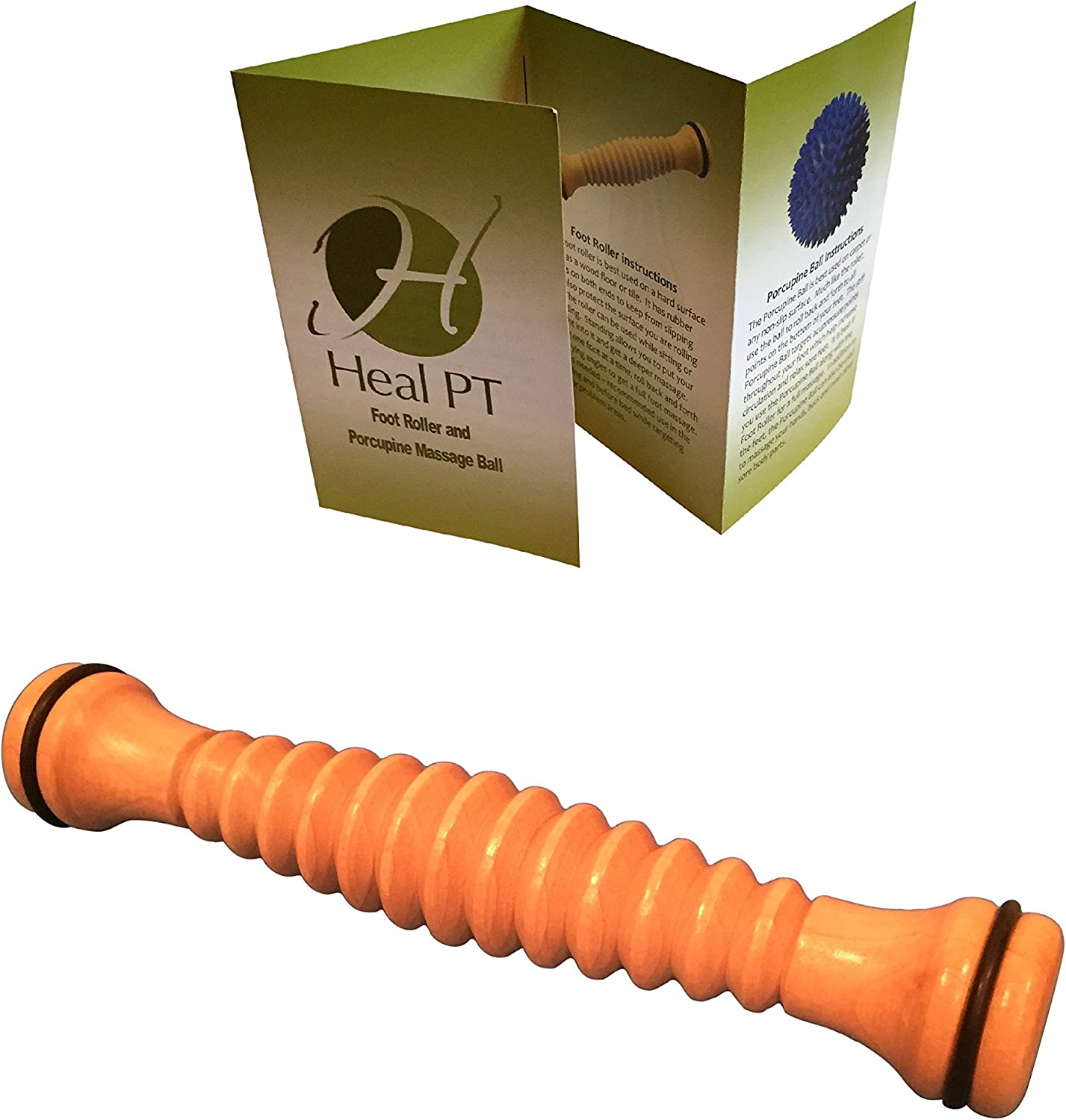 Wood Foot Roller Our shop OFFers the best service Boston Mall for Massage Fasciitis Plantar