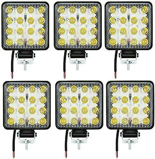 antom 37 Pouces 504W Phare de Travail de Travail Barre Lumineuse LED de Travail pour camions tracteurs 4x4 Bateau Hors-Route Voiture antibrouillard