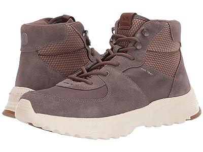 COACH C250 Cordura Hiker Boot (Dirty Grey Multi) Men