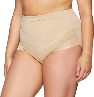 ab20f3f01 Maidenform Women s Plus Size Curvy Firm Foundations at-Waist Shaping Brief