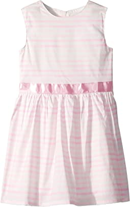 Toobydoo - Soft Pink Garden Party Dress (Toddler/Little Kids/Big Kids)