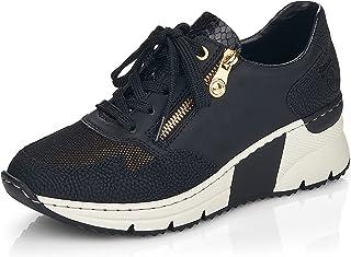 Rieker Damen Low-Top Sneaker N6301, Frauen Sneaker,lose Einlage