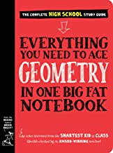 Everything You Need to Ace Geometry in One Big Fat Notebook