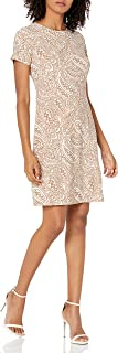 Tommy Hilfiger Women's Jersey Short Sleeve Dress