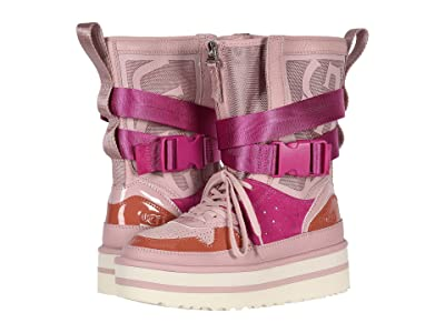 UGG Pop Punk High-Top (Pink Crystal) Women