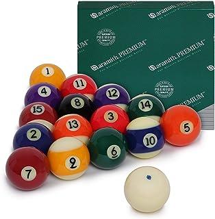 "Aramith Premium Billiard Pool Ball Set 2 1/4"""