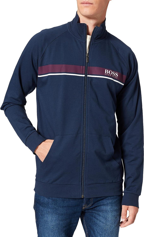 BOSS Authentic Jacket Z Chaqueta con Cremallera. para Hombre