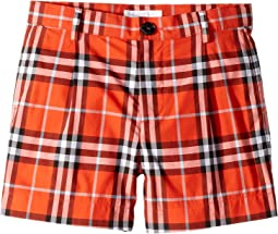 Beckett Check Shorts (Little Kids/Big Kids)