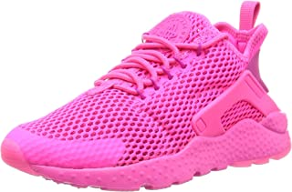 Nike Women's W Air Huarache Run Ultra BR, Orchid/Orchid-Sunset Glow