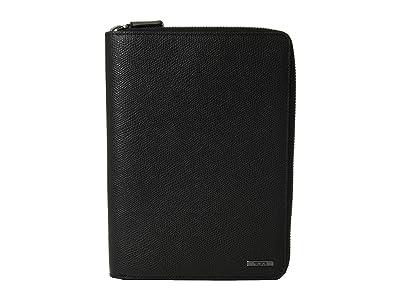 Tumi Province Family Passport Case (Black) Wallet