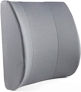 DMI Lumbar Support Pillow for Office or Kitchen Chair, Car Seat or Wheelchair Comes with..