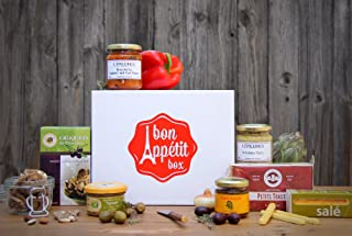 Gourmet French Chic Gift Basket - Provence Aperitif Box