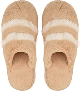 DRUNKEN Slipper for Women's Flip Flops House Slides Home Carpet Sandals