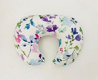 Nursing Pillow Cover - Bright Wildflowers