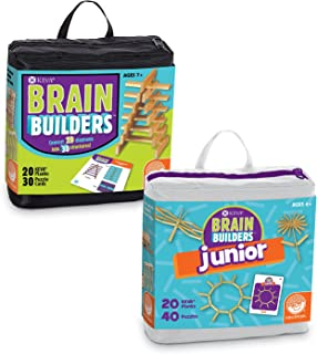 keva brain builders cards