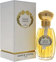 Annick Goutal Grand Amour Eau De Toilette Spray, 3.4 Ounce