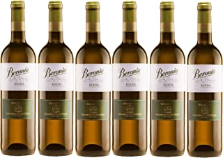 Beronia Verdejo - Vino D.O. Rueda - 6 Botellas x 750 ml -