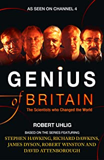 Genius of Britain (Text Only) (English Edition)