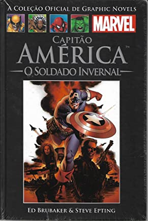 Graphic Novels Marvel 45 - Capitão América - O Soldado Invisível