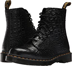 Pascal Croco 8-Eye Boot