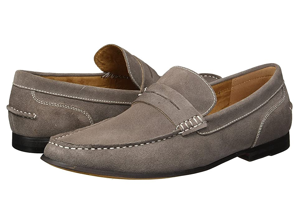 Kenneth Cole Reaction Crespo Loafer (Grey Suede) Men