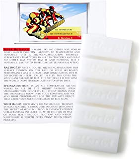 Best glide wax for skis Reviews