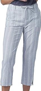 Lee womens Petite Regular Fit Utility Hem Capri Pant Pants