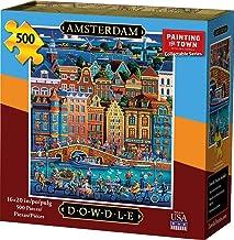 Dowdle Jigsaw Puzzle - Amsterdam - 500 Piece