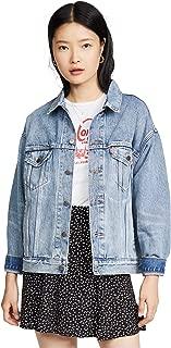 Women's Dad Trucker Jacket