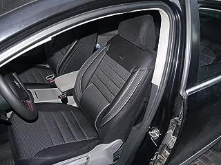 VW Passat B8 ab Bj 2014 Maß Schonbezüge Autositzbezüge Fahrer /& Beifahrer 03