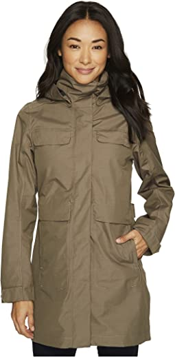 Quintessentshell Trench Coat