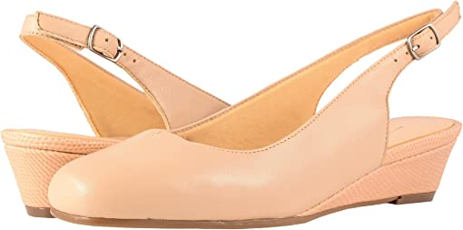 Nude Soft Leather