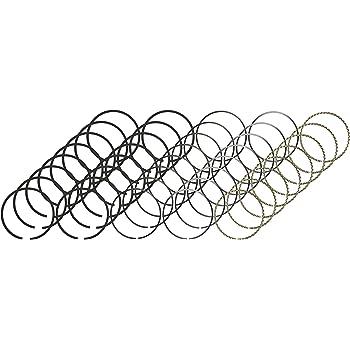Hastings 2M5518 8-Cylinder Piston Ring Set