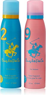 Beverly Hills Polo Club Deodorant For Women, 150ml (Pack Of 2)