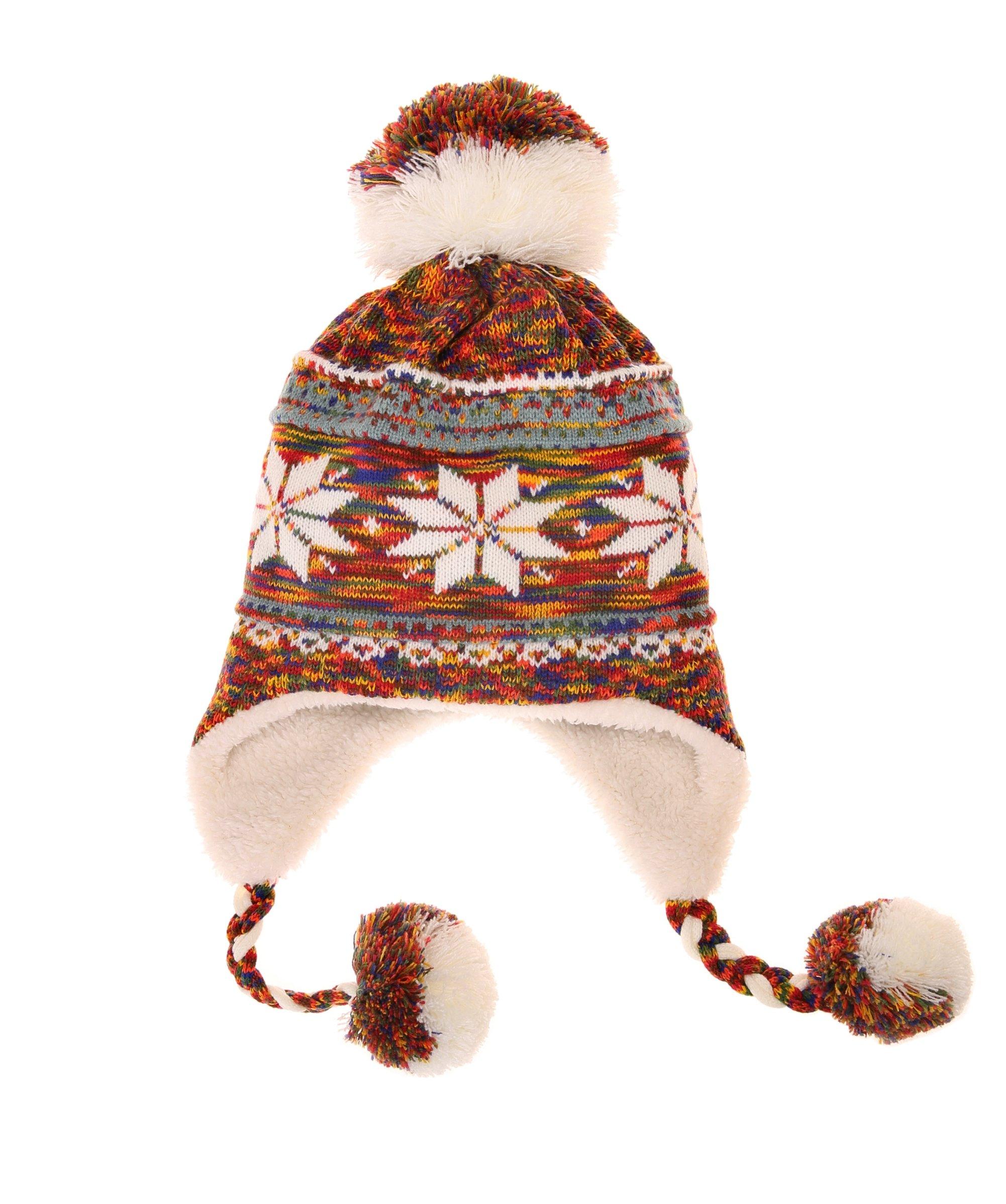 13f1867d1 Knit Hat Ear Flaps Pattern – Design Patterns