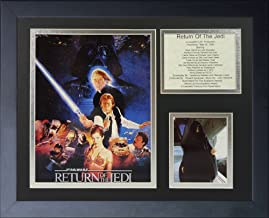 "Legends Never Die""Star Wars Return of The Jedi Framed Photo Collage, 11 x 14-Inch"