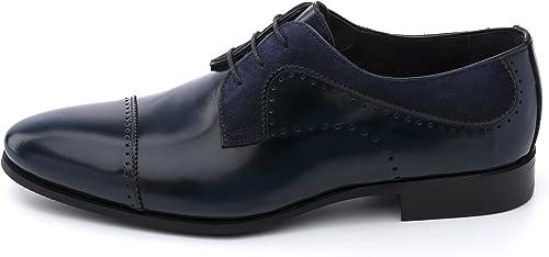 Zapato Blaucher Fab ANTICK Lux Marino