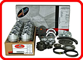 Engine Rebuild Overhaul Kit FITS: 1983-1986 Ford SBF 302 5.0L V8 w/Flat-Top Pistons