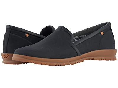 Bogs Sweetpea Slip-On (Black) Women