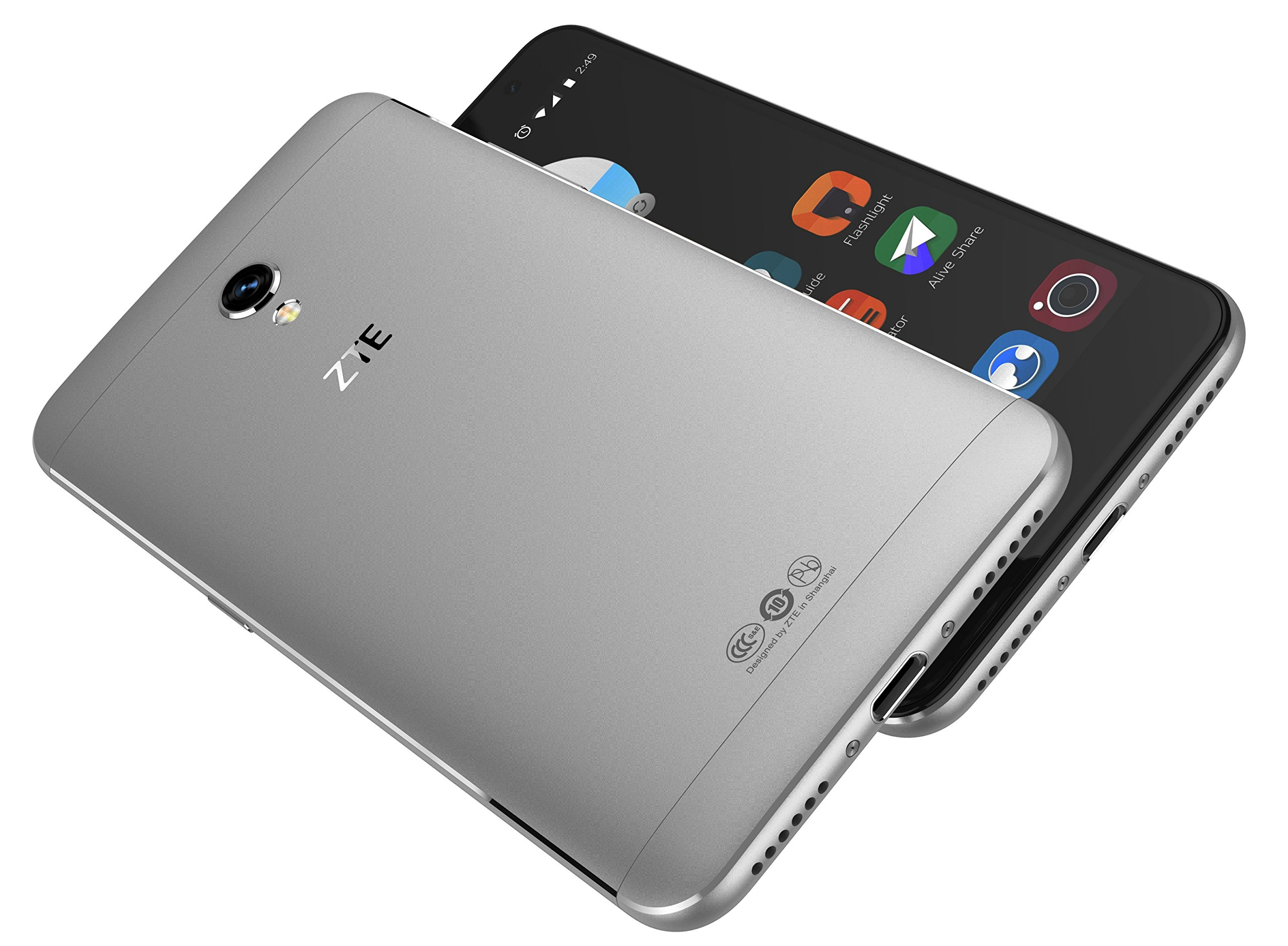 ZTE Blade V7 - Smartphone Libre Android(5.2