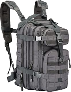 Mochilas militares de deporte al aire libre de 30 litros para campin táctico, senderismo, excursionismo. Pequeña mochila de asalto 08009B [fábrica de la tienda]