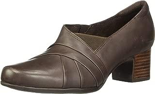 Clarks Womens 26146982 Un Damson Adele Brown Size:
